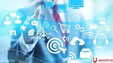 Quản lý doanh nghiệp bằng phần mềm có lợi ích gì?