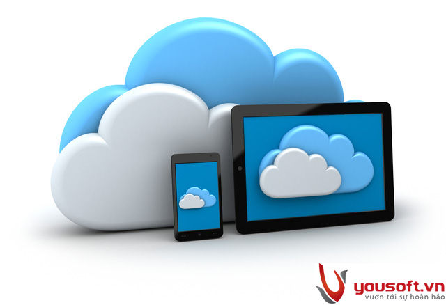 Phần mềm ứng dụng điện toán đám mây