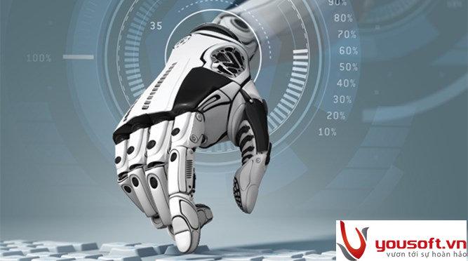 Phần mềm quản lý và tự động hóa.